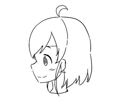 まとめ:補助線とアタリを使って横顔を描いてみよう!